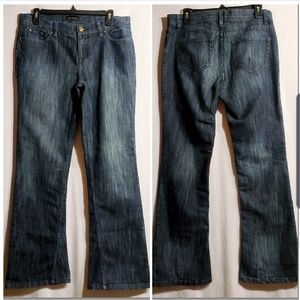 The Limited Flare Denim Jeans Size 10